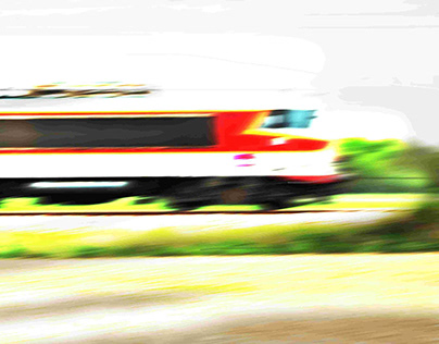 Impression de vitesse