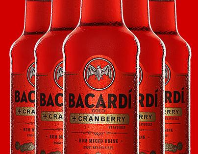 Bacardi Cranberry