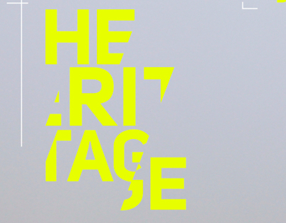 Heritage: Type Poster