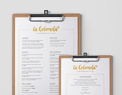Restaurante La Colometa