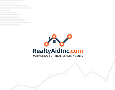 Logo design for Real estate marketing firm