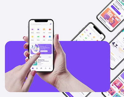 Workshop Schedule iOS App — UI/UX Exploration
