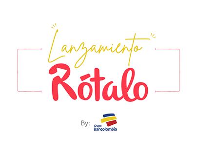 Presentación de Lanzamiento - RÓTALO