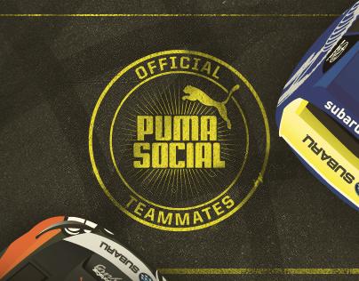 PUMA Social Cards: Motorsport