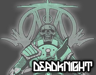 DeadKnight - Advertees' Shirt Contest