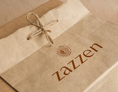 Zazzen | Identidade Visual & Branding