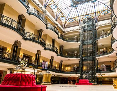 Web Gran Hotel de la Ciudad de México
