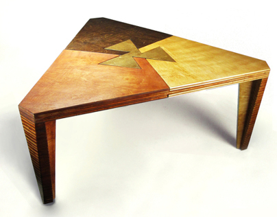 "modular coffee table ""Three Play"""
