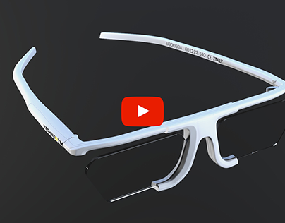 Smart Glasses Animation