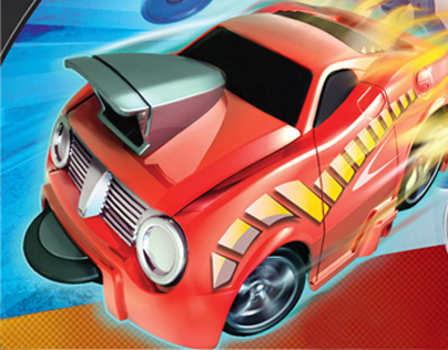 Crazy Cars 2.0 Packaging