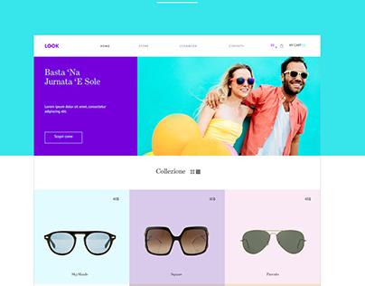LooK, Ecommerce sunglasses