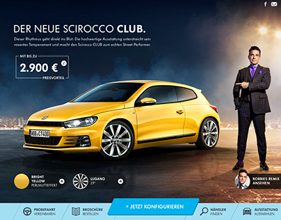 VW Club & Lounge Web Special