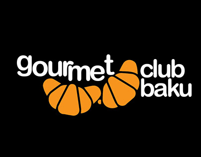 LOGOTYPE GOURMET CLUB BAKU