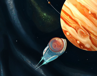 Daniele Fabbri's: Do you really want to visit? Planets