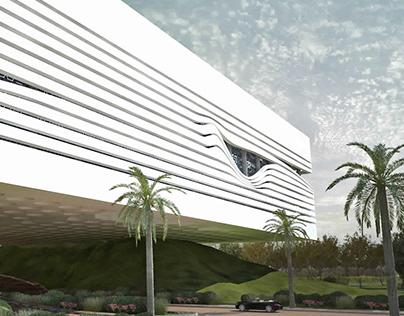 Sheikh Sultan Bin Zayed Majlis - Concept