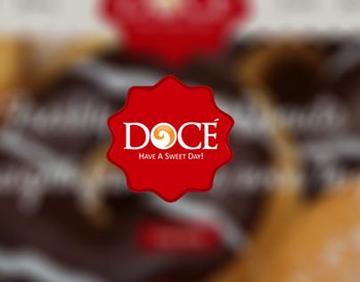 Doce Baker Web Design & UI/UX
