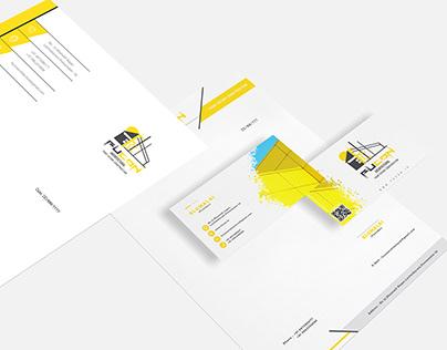 Fucon Architectural Branding Work