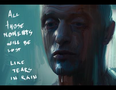 Blade Runner - doodles