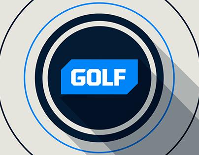Fox Sports LIVE – Golf Sting
