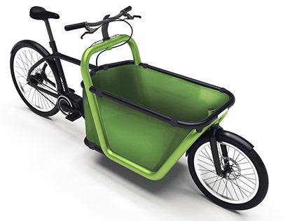 Kaari Electric Cargo Bicycle