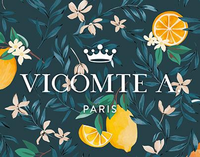 Vicomte A. Paris