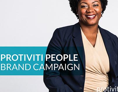 Protiviti People Brand Campaign
