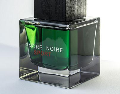 Lalique Encre Noire Sport Product Photography