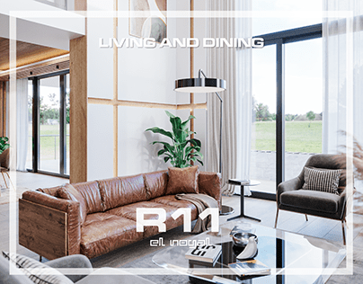 R11 / LIVING AND DINING