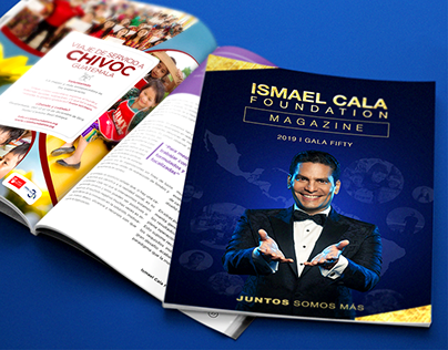 ISMAEL CALA FOUNDATION MAGAZINE 2019 | A4 REVISTA