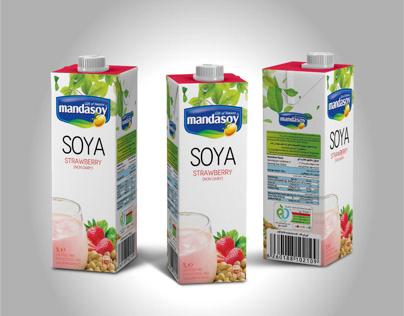 Mandasoy SoyMilk