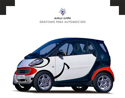 50 Grafismos para Smart (Automoción) 1999
