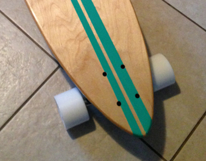 Black Bear handmade longboards (woodworking)