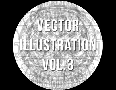 Vector Illustrations VOL.3