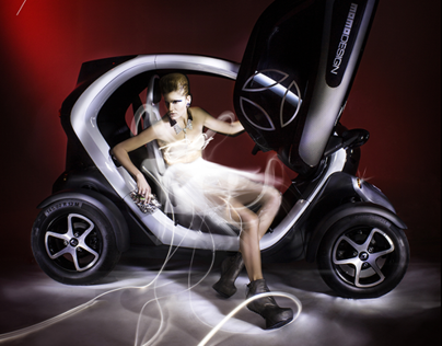 RENAULT TWIZY MOMODESIGN - RIDE THE TREND