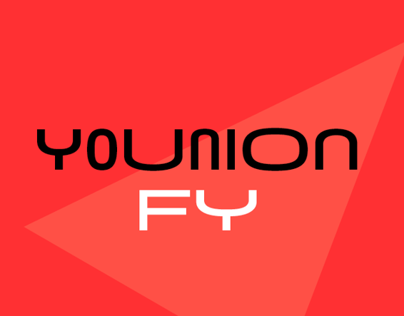 New font YOUNION FY