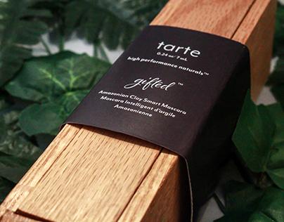 Package Design for Tarte  (concept)