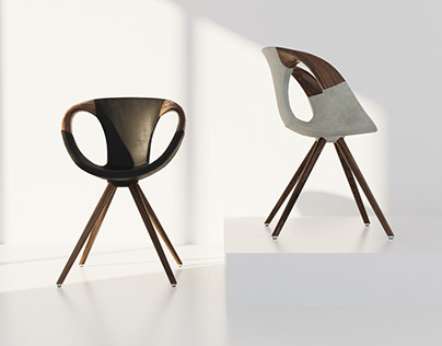 ___UP WOODEN CHAIR___