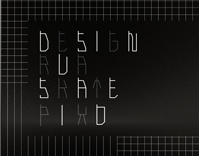 Design • Rua • Skate • Pixo