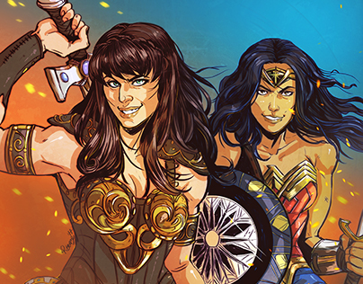 Xena Wonder Woman