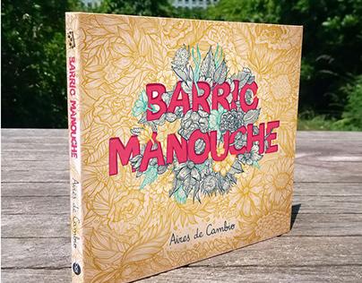 Barrio Manouche // Album packaging