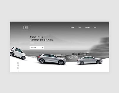 car2go Website