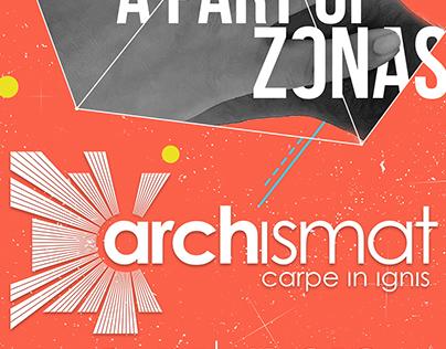 Poster for ZoNASA 2015
