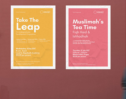 Young Asatizah Assembly Branding Project