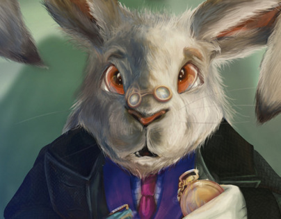 Chapter 2 | Rabbit Fancily Dressed