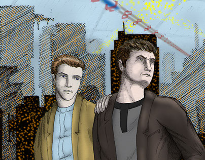 Elijah e Daneel