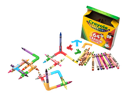 Building with Crayons!