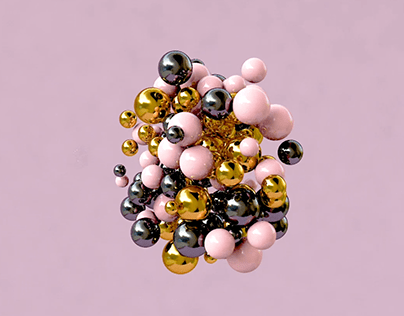 Abstract 3D Animation #02