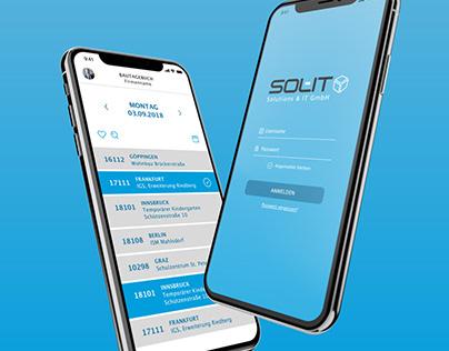 SOL-IT App