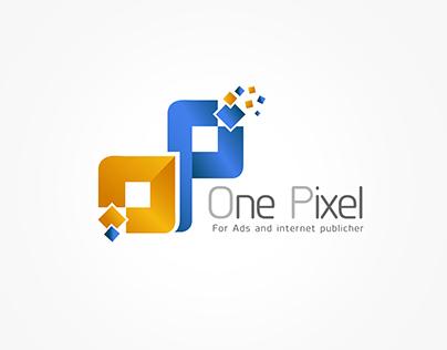 One Pixel Logo