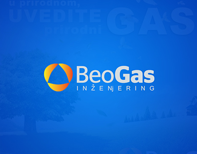 Billboard for Beogas
